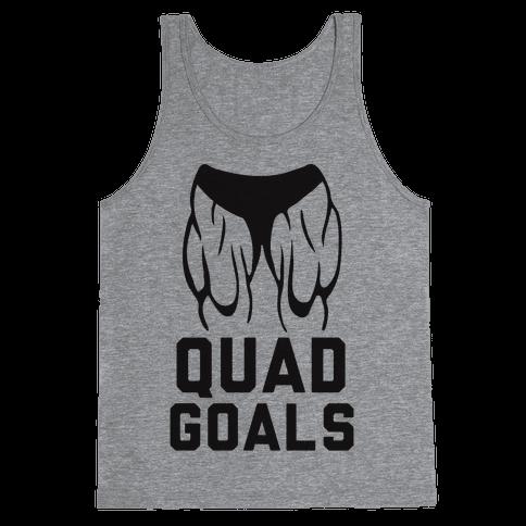 Quad Goals Tank Top
