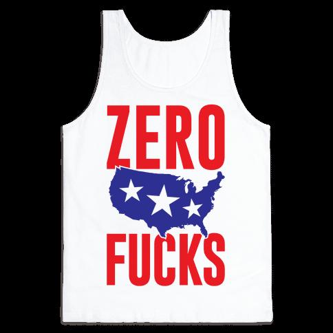 Zero Fucks America