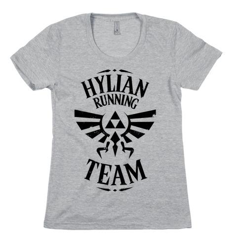 Hylian Running Team Womens T-Shirt