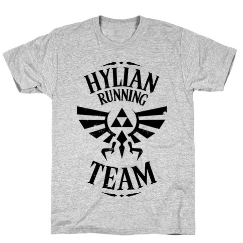 Hylian Running Team T-Shirt
