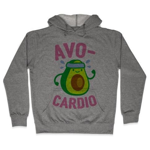 Avocardio Hooded Sweatshirt