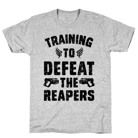 Training To Defeat The Reapers