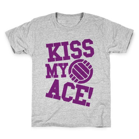 Kiss My Ace Kids T-Shirt
