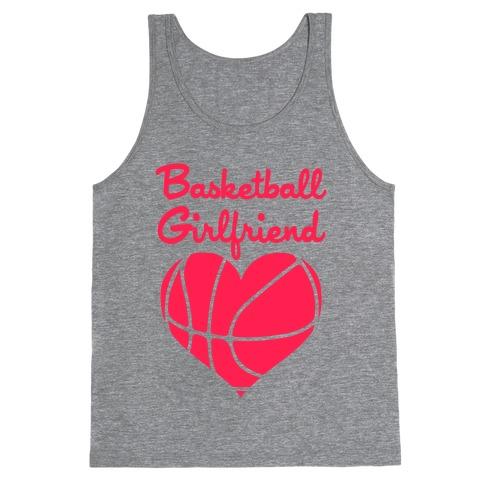 Basketball Girlfriend Tank Top