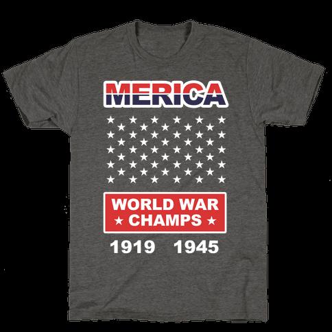 Merica World War Champs