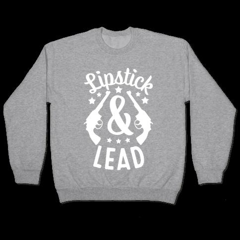 Lipstick & Lead Pullover