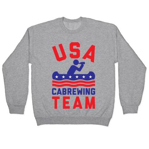 USA Cabrewing Team Pullover