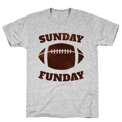 Sunday Funday Mens T-Shirt
