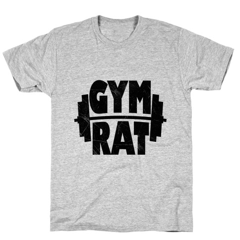 Gym Rat (tank) T-Shirt