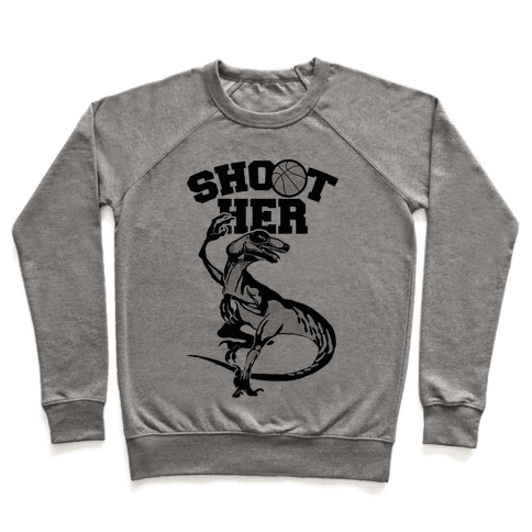 Shoot Her Pullover