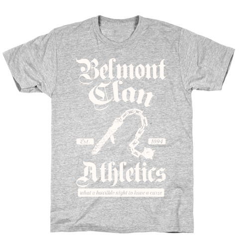 Belmont Clan Athletics T-Shirt