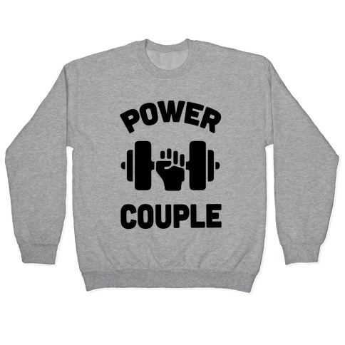 Power Couple Pullover