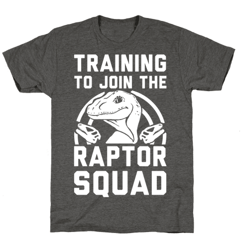Training To Join The Raptor Squad