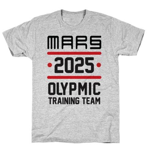 Mars Olympics T-Shirt