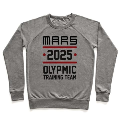 Mars Olympics Pullover