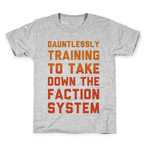 Dauntlessly Training Kids T-Shirt