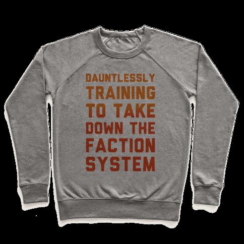 Dauntlessly Training Pullover
