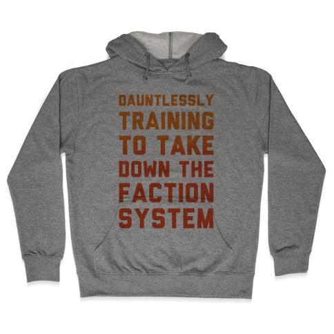 Dauntlessly Training Hooded Sweatshirt