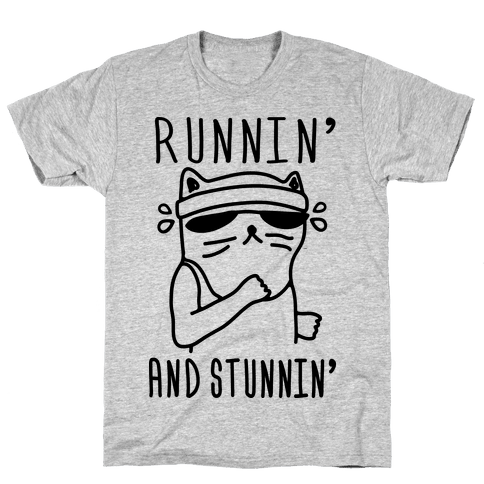 Runnin' And Stunnin' Cat