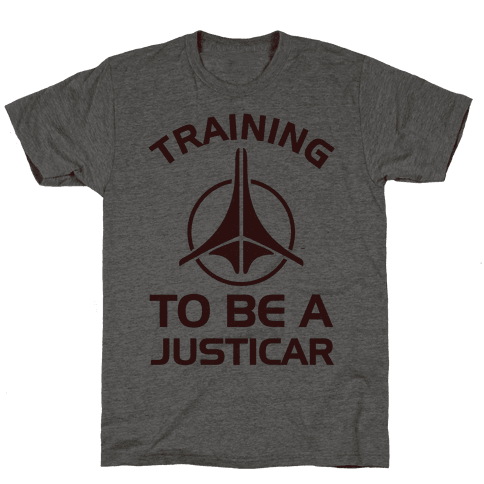 Training To Be A Justicar