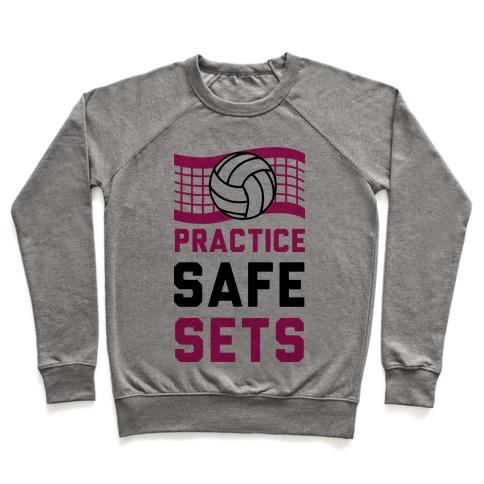 Practice Safe Sets Pullover