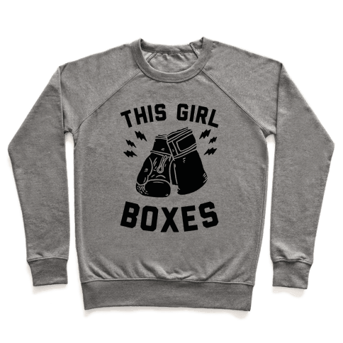 This Girl Boxes Pullover