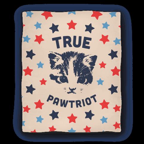 True Pawtriot (Blanket) Blanket