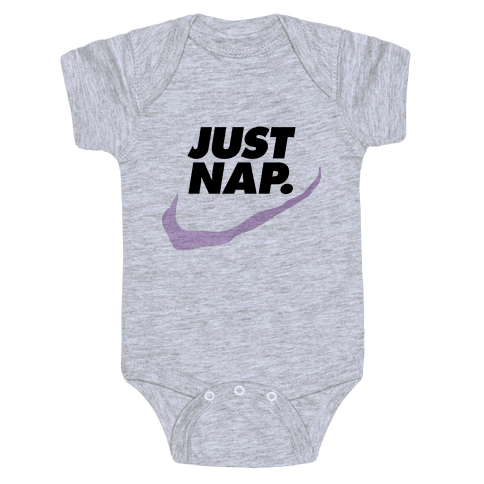 Just Nap Baby Onesy