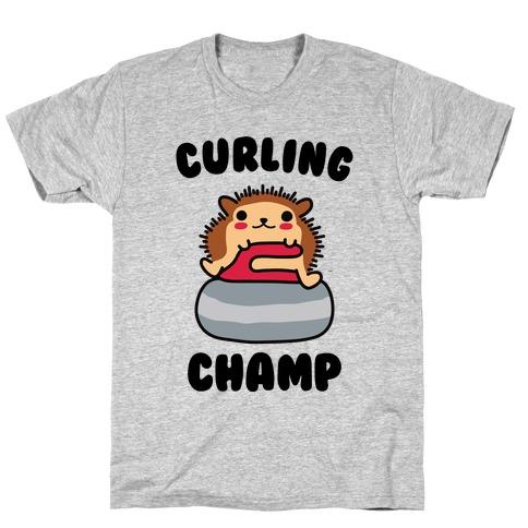 Curling Champ T-Shirt