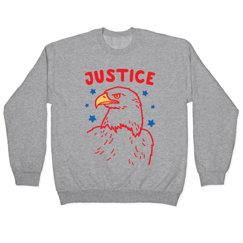Liberty & Justice 2 Pullover