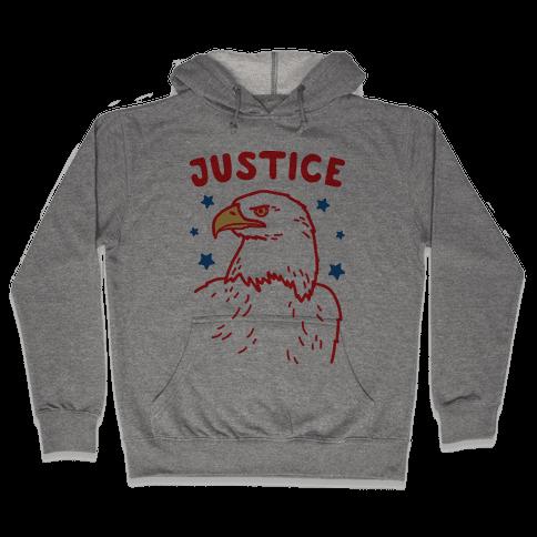 Liberty & Justice 2 Hooded Sweatshirt