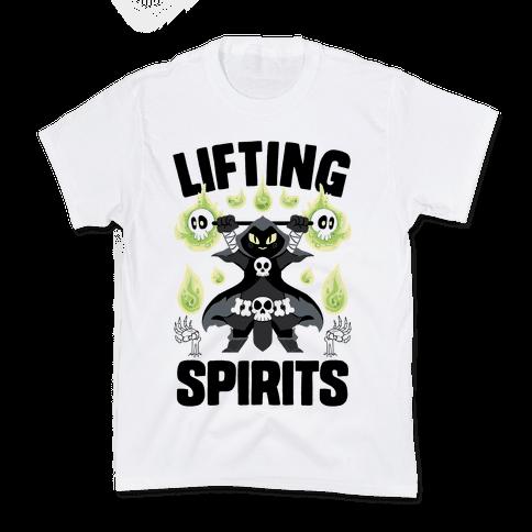 Lifting Spirits Kids T-Shirt