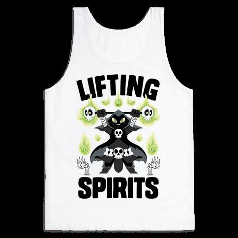 Lifting Spirits Tank Top