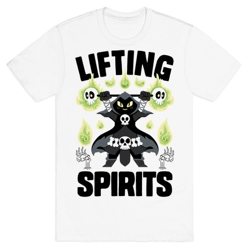 Lifting Spirits T-Shirt