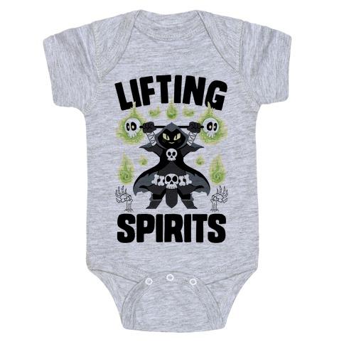 Lifting Spirits Baby Onesy