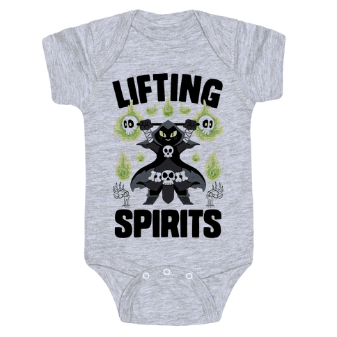 Lifting Spirits Baby Onesy