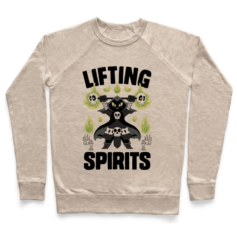 Lifting Spirits Pullover