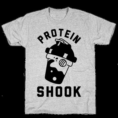 Protein Shook Mens T-Shirt