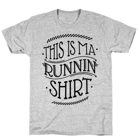 Running Shirt (tank) T-Shirt