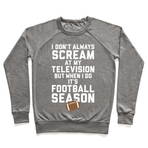 Football Season Pullover