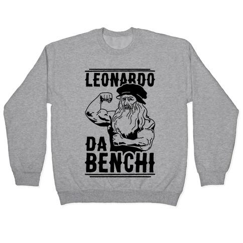 Leonardo Da Benchi Pullover