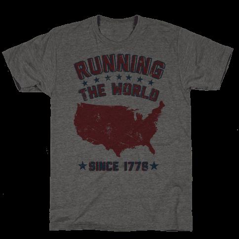 Running The World Since 1776