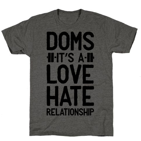 DOMS. It's a Love Hate Relationship