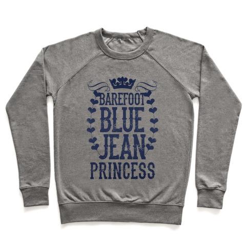 Barefoot Blue Jean Princess Pullover