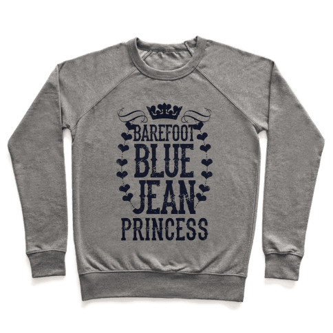 Barefoot Blue Jean Princess Pullover