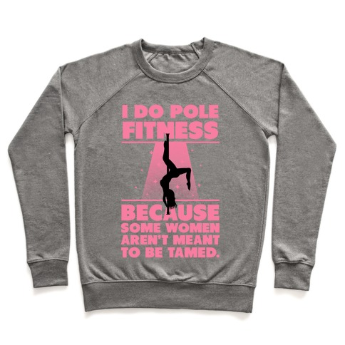 Why I Do Pole Fitness Pullover
