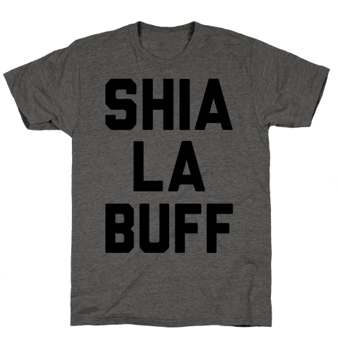 Shia La Buff