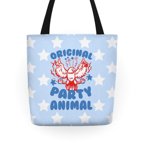 Original Party Animal Tote