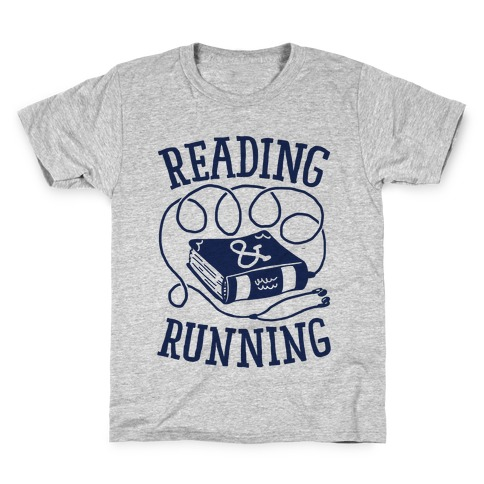 Reading & Running Kids T-Shirt