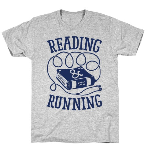 Reading & Running T-Shirt